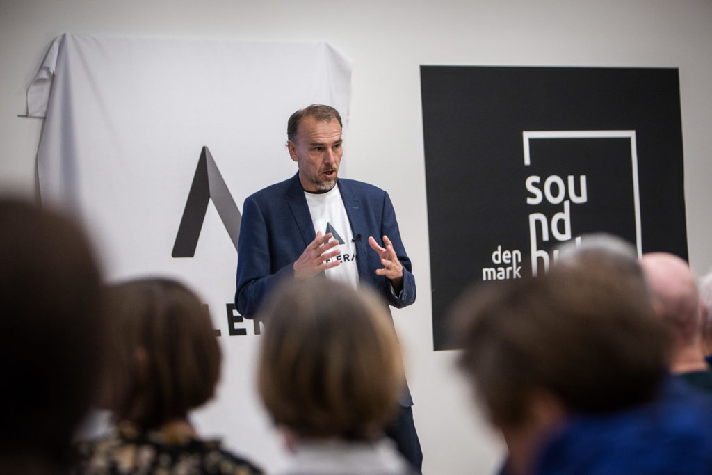 Færchfonden - Sound Hub